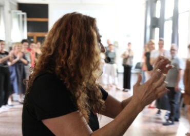 workshop INSEGNANTI ISTITUTO DOLCI
